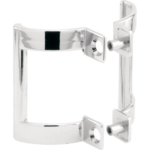 For Sale! Prime-Line Products M 6158 Shower Door Handle Set, 2-Inch, Chrome