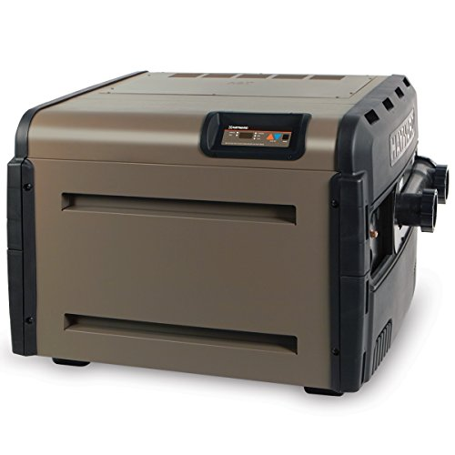 Hayward H400FDP Universal H-Series Low NOx 400,000 BTU Propane Gas Residential Pool and Spa Heater