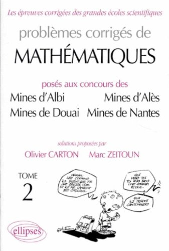 Mathematiques mines d 39 albi ales douai nantes 1989 1997 - Mr bricolage albi ...
