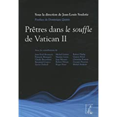 prêtres dans le souffle de Vatican II - Souletie, Quino, Guittet et alii