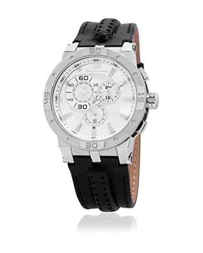 Grafenberg Reloj de cuarzo Man GB202-182 Negro 44 mm
