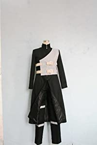 Cosplay Costume X-Small Size NARUTO Gaara Japanese