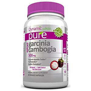 Garcinia Cambogia Extract Natural Appetite Suppressant and Weight Loss ...