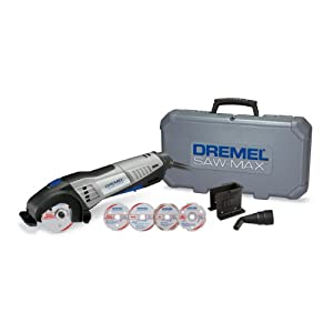 Dremel SM20-02 120V Saw-Max Tool Kit