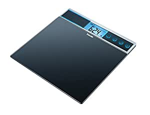 Beurer GS39 Talking Glass Bathroom Scale