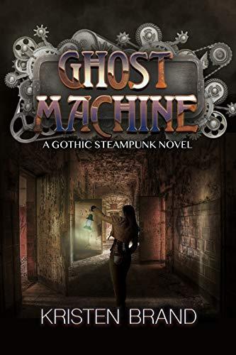 The Ghost Machine [Brand, Kristen] (Tapa Blanda)
