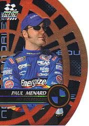 Buy 2004 Press Pass Stealth No Boundaries #NB6 Paul Menard by Press Pass Stealth
