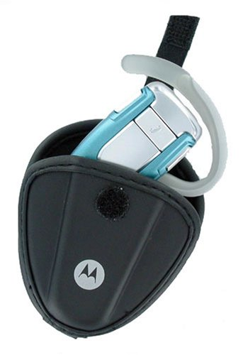 Motorola BLT-04 Bluetooth Headset Carrying Case