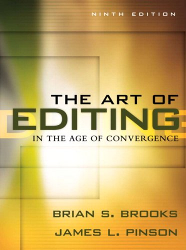 The Art of Editing in the Age of Convergence
