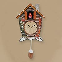 Mark Feldstein & Associates, Inc Ckwc Cuckoo Clock Snowy Cabin from Mark Feldstein & Associates, inc