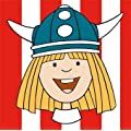 Wickie Comic Wikinger Servietten Kinderparty 20 St�ck Kindergeburtstag