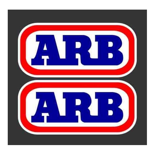 ARB Decals Jeep Toyota chevy ford locker air lockers stickers decal