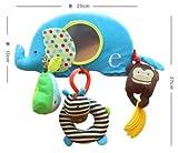 (エイチケーエイチ) HKH いっぱい遊ぼう ズー・ソフトブック ベビー キッズ 音が鳴る 人形 仕掛け 知育 遊具 子供 赤ちゃん おもちゃ ②