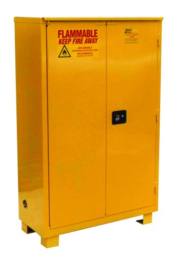 Jamco Products Inc FF45-YP Safety Flammable Cabinet Bi ...