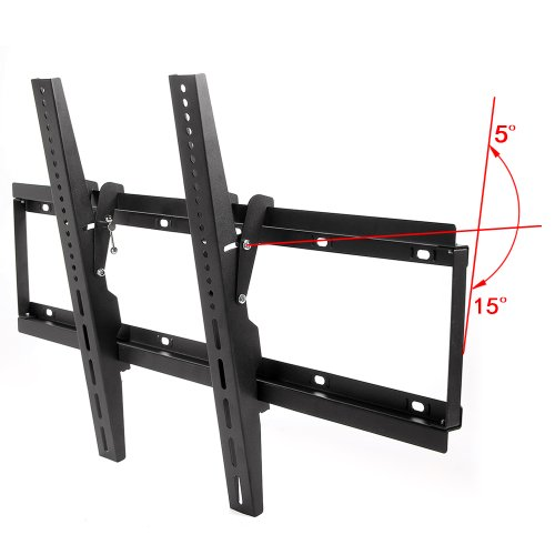 "Lumsing Universal Tilt Wall Mount Bracket, For All Flat Screen Lcd Plasma Led Tv 32""-60"" Supports Vesa 100-600"
