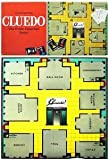 CLUEDO The Great Detective Game Waddingtons 1972 Waddingtons