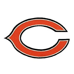 Chicago Bears Logo I Embroidered Iron Patches