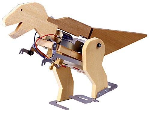 楽しい工作シリーズ No.89 歩くティラノサウルス工作基本セット (70089)
