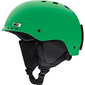 Smith Optics Holt Snowboard Helmet - Matte Kelly Medium