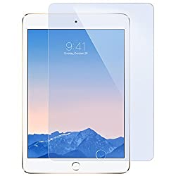 iPad Pro 9.7 Screen Protector [0.2mm / 2.5D/HD] [Anti Blue-Ray Tempered Glass], ESR Ultra Clear High Definition Tempered Glass Screen Protector for iPad Pro 9.7 inch (2016 Version),ESR,Tablet Screen Protector,iPad Pro 9.7,Blue-Ray glass protector