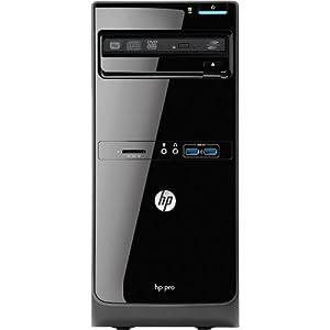HP Business Desktop Pro 3500 C6Z81UT Desktop Computer - Intel Pentium G645 2.9GHz - Micro Tower