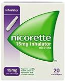 Nicorette Inhalator (20 Inhalators)