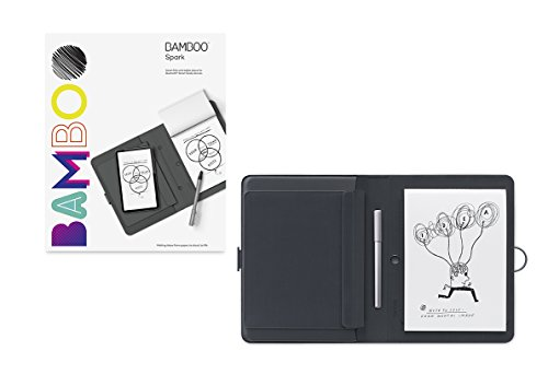 ワコム Bamboo Spark with tablet sleeve CDS600PG