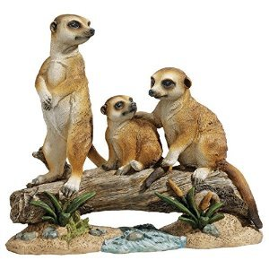 Design Toscano The Meerkat Clan Garden Statue