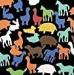 Foam Animal Shapes (Pack of 100)