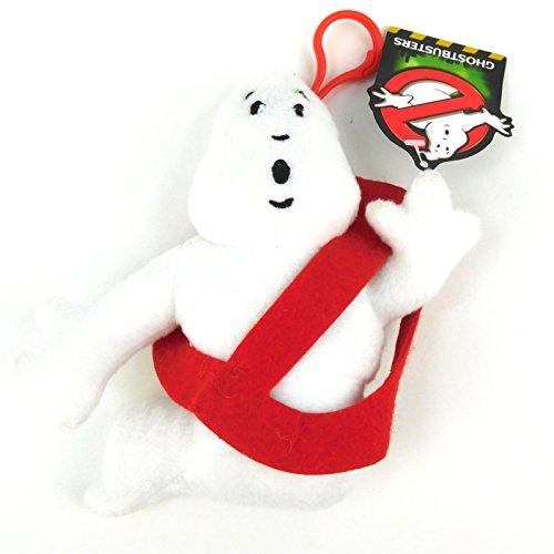 Ghostbusters Bag Plush Clip - Nessun fantasma Sign - TV & Movie carattere Giocattoli