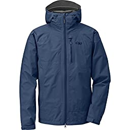 Outdoor Research Men\'s Foray Jacket, Dusk, Medium