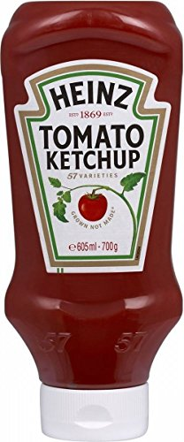 Heinz Tomato Ketchup - Top Down (700G) front-748628