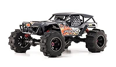 Kyosho 4WD Nitro-Powered FO-XX Formula Off-Road Racer Truck