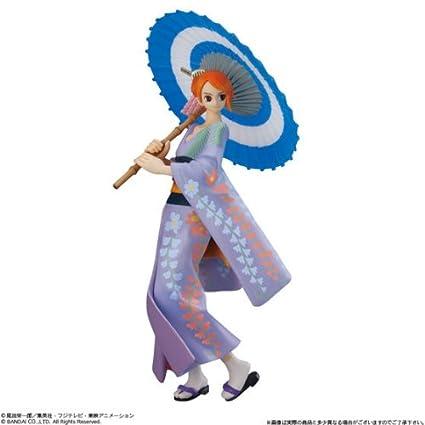 One Piece Super Styling Figurine : Kimono Style - Nami (~16cm)