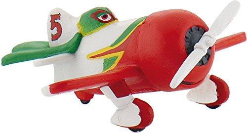 * PLANES - EL CHUPACABRA * Spielzeug-Flugzeug als Geschenk, Mitgebsel oder Deko von Bullyland® // 12923 // Geschenktüten Kindergeburtstag Disney Pixar