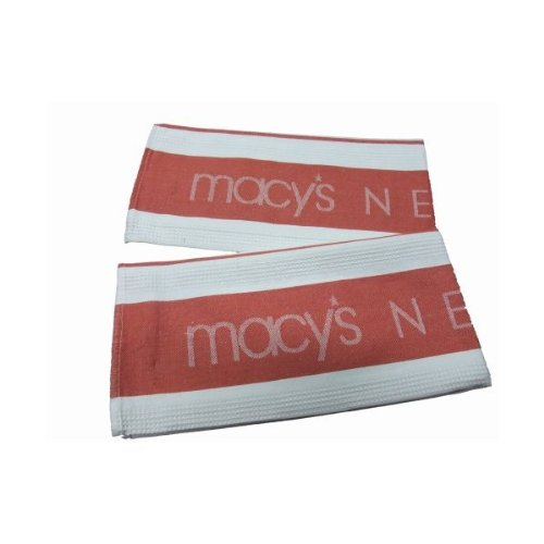 Macy's Set of Two Dish Towels