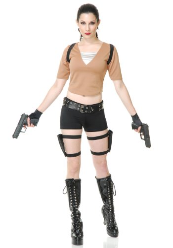 Tomb Fighter Adult Costume
