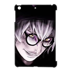 ePcase Orochimaru¡¯s Apprentice Yakushi Kabuto in Naruto 3D-printed Hard Case Cover for iPad Mini