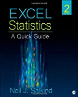 Excel Statistics: A Quick Guide, 2nd Edition Front Cover