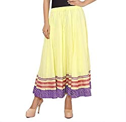 ceil women's skirt (yellow)