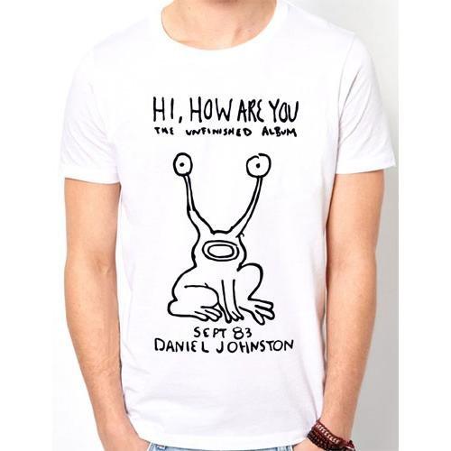 ダニエルジョンストン/バニートレイル / DANIEL JOHNSTON/BUNNY TRAIL Hi How Are You 【公式商品 / オフィシャル】