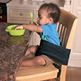 Clippasafe NEW Dining Chair Harness - BLACK