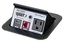 Altinex Tilt N Plug Jr HDMI, VGA - TNP-128