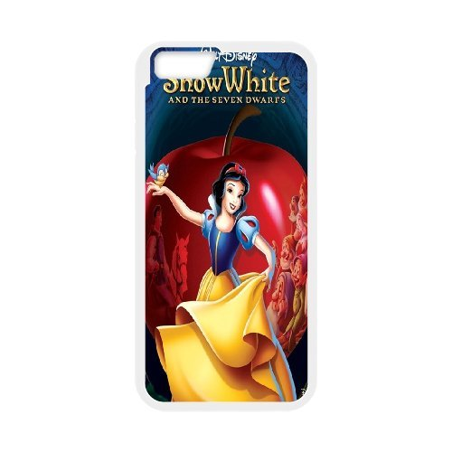 High Quality Phone Case For Apple Iphone 6 Plus 5.5 inch screen Cases -Snow White Series Pattern-LiuWeiTing Store Case 16