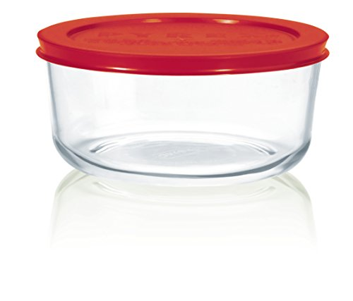 Pyrex 18 Piece Simply Store Food Storage Set, Clear
