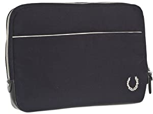 Fred Perry - Cotton Twill Laptop Cover