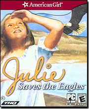 New American Girl: Julie Saves The Eagles