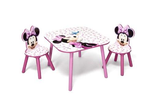 minnie mouse tisch und st hle com forafrica. Black Bedroom Furniture Sets. Home Design Ideas