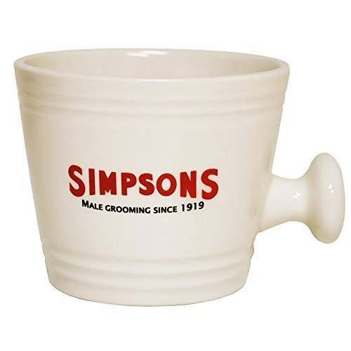 Simpsons crema ciotola da barba-Piccole