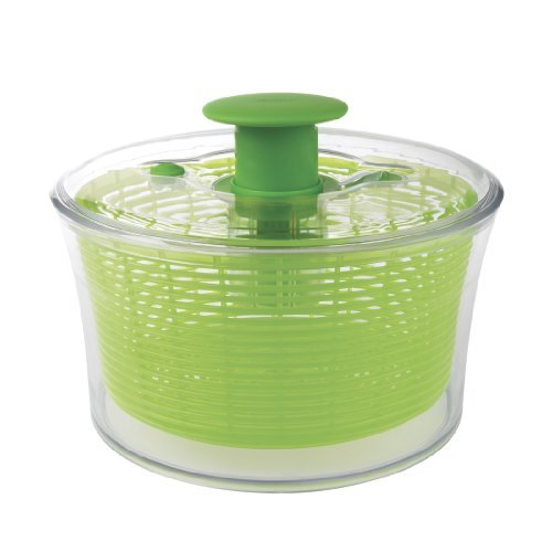 Lime Green Good Grips Green Salad Spinner